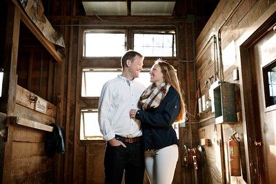 Stacy + Kranz's Engagement :: Redding, CT