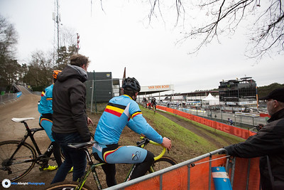 Worlds Blog #4 - Zolder Worlds Race Prep and Practice