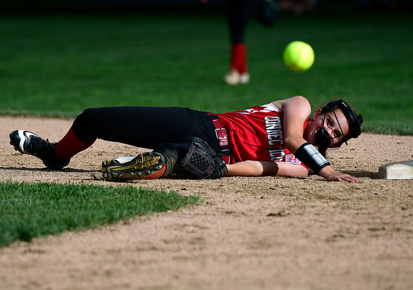7/25/2018 Mike Orazzi | Staff CT's Elena Ole (21) at Breen Field in Bristol Tuesday afternoon.