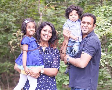 Govindan Family