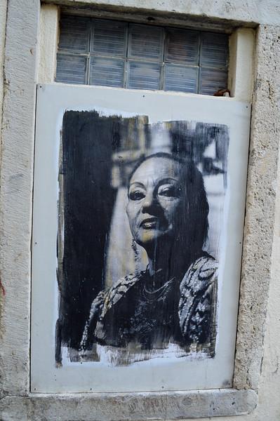 The Queen of Fado music
