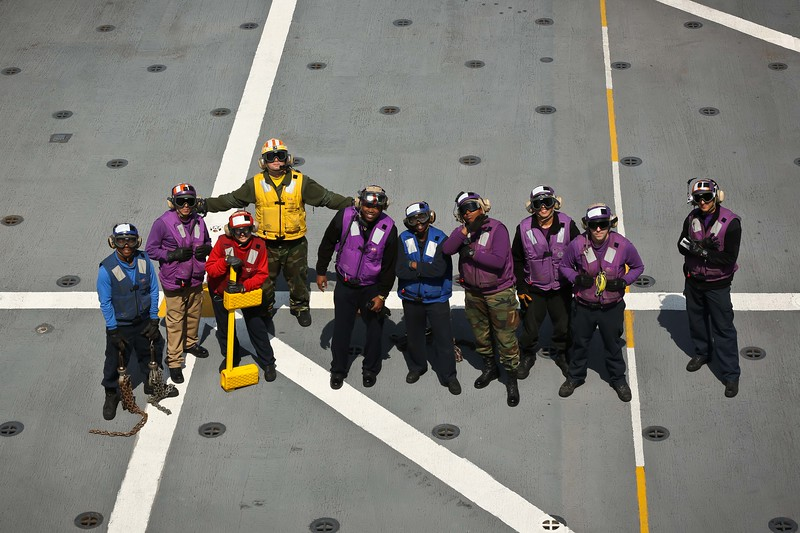 (U.S. Navy photo by Chief Mass Communication Specialist America A. Henry/ Released)
