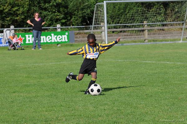 Broekster Walden F4 - Frisia F4 (0-11)