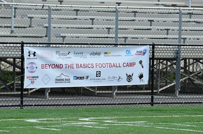 Brandon Copeland's Back to Basics Football Camp