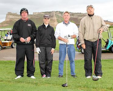 Cougar Golf Classic -- Team Photos