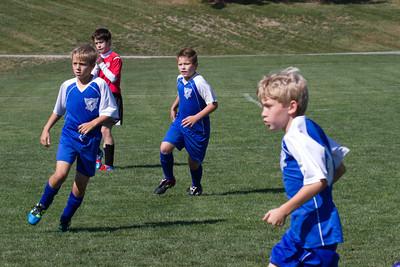 Adrik's Soccer Match