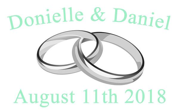 Donielle & Daniel Wedding