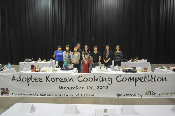 AKA - Adoptee Korean Cooking Competition