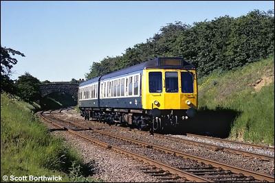 Class 108 (BR Derby Lightweight Low Density)