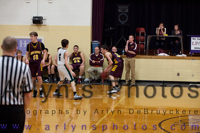 LPHT vs Maple Lake Dec 7, 2012