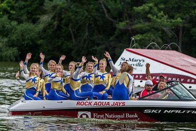 Rock Aqua Jays - June 21, 2014 Mercury Tournament