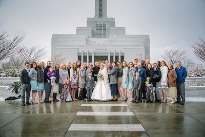 Group Shots at Temple