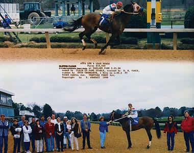 SLIPPIN CLEAR - 2/25/1998