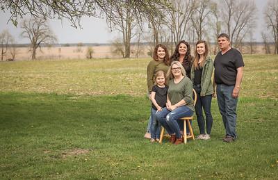 Misty Stewart Family