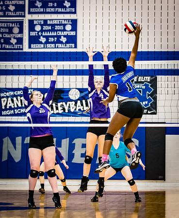 Volleyball, JV, 2015, 10-06-15, Paschal-17