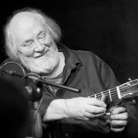 John Renbourn - Folk Club Torino / Turin - 01/02/2013 /February 1st 2013