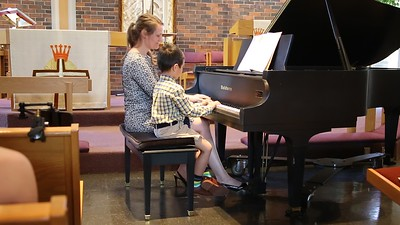 Sam's 6th Piano Recital 050518