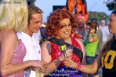 AUS NSW Sydney - Mardi Gras 2001 - 23rd year