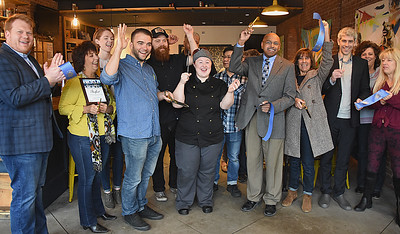 City welcomes Steadfast Restaurant to East Avenue. 10/27/2018