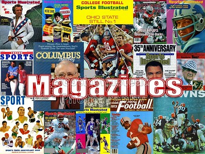 Sports and Various Magazines