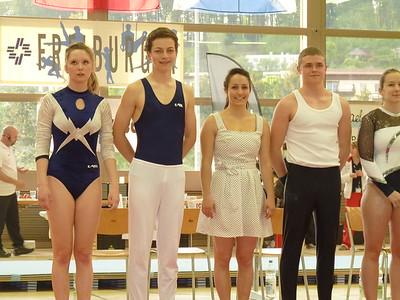 Championnat cantonal individuel agrès 2013