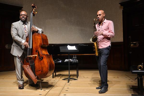 Joshua Redman & Christian McBride @ Wigmore Hall