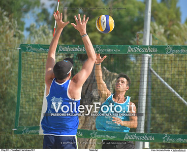 Bertoli-Lancellotti vs. Benzi-Vitelli #UmbriaCup2017 #BeachVolley
