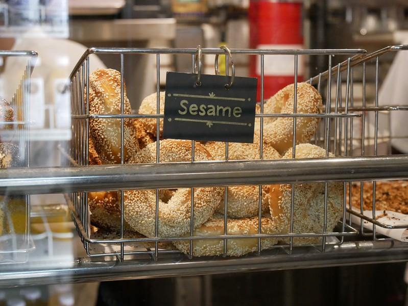 NYC: Black Seed Bagels