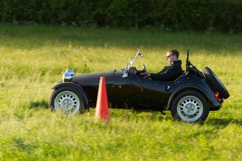 Coalville Grass Autotest
