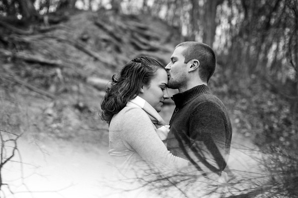 Nick and Lauren Engagement Shoot