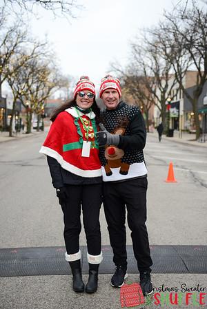 2019 Christmas Sweater Shuffle 5K