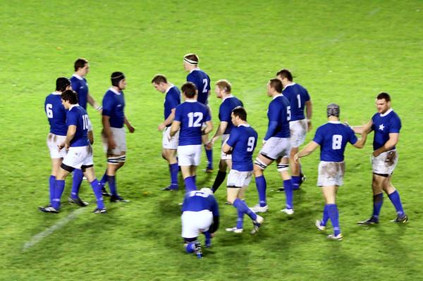 AIL v Garryowen 13 Nov 2010