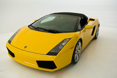 Lamborgini Gallardo Yellow