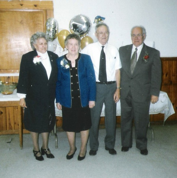 Gerry, Norma, Kenneth & Larry Brockway 1996.jpg