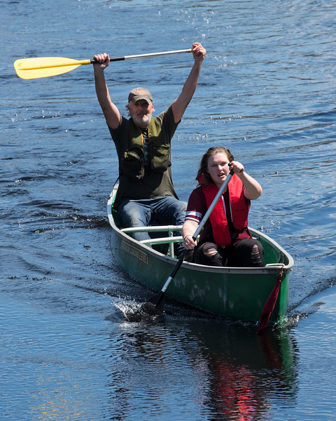 Nemasket River Canoe Race 4.21.18
