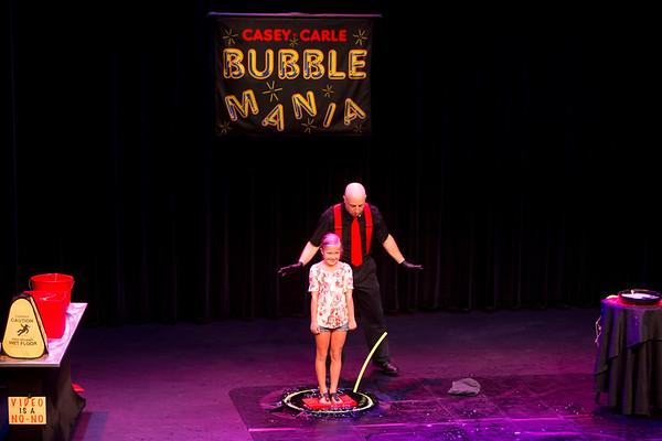 BubbleMania 2017