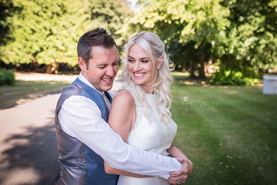 Laura & Chris Latimer Wedding
