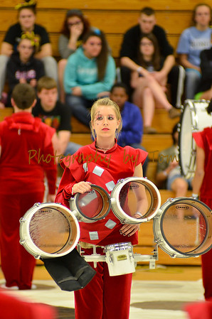 Francis Howell Central HS Winter Percussion