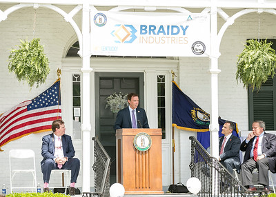 Governor Bevins and Braidy Industries