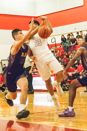Jan. 9, 2018 - Basketball - Boys - McAllen High vs Juarez-Lincoln_LG