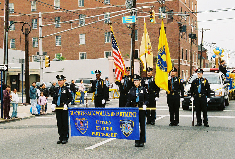 Photo's from Hackensack Columbus Day Parade 2008