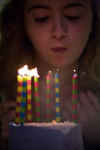 Sarah's 15th Birthday