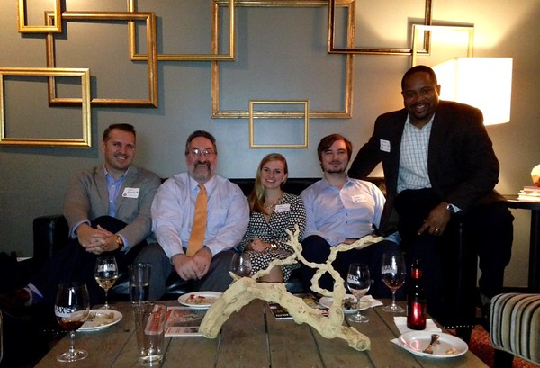 Austin Alumni Reception