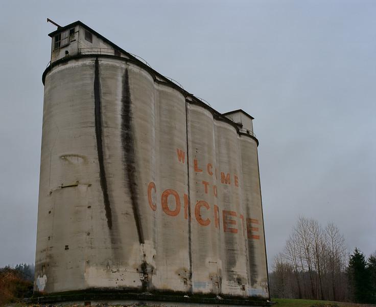 Portland Superior Cement Silos
