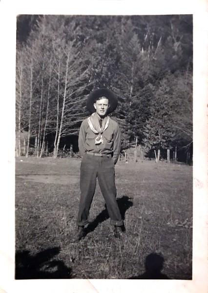 Grandmaw Samuell's Cousin