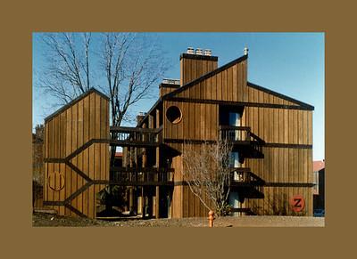 Nine Built Works - 1965-1985