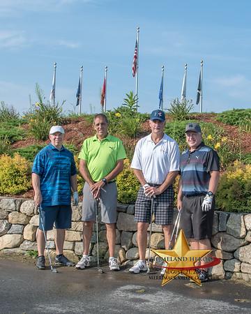 Homeland Heroes Golf Tournament 2017