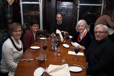New Year's Dinner 2014
