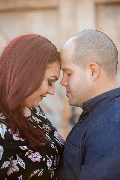 Liz & Jordan Engagement