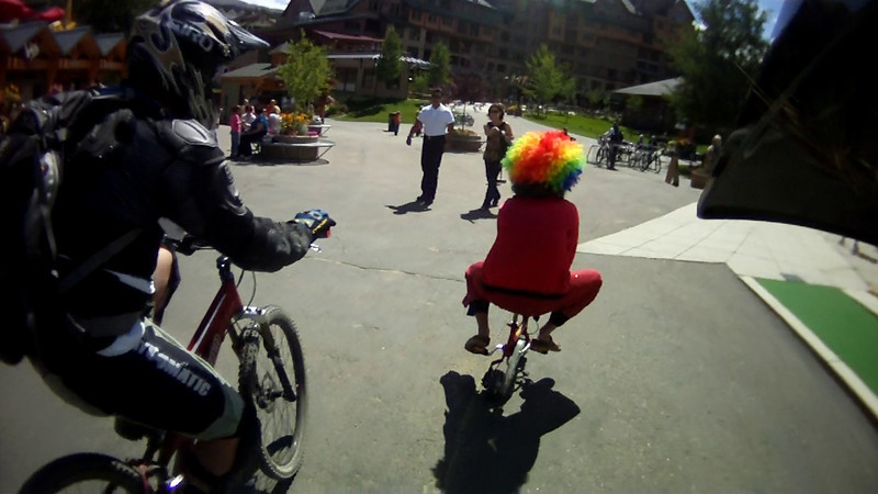 Trestle Bike Park 8/28/2010